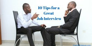 10 Tips for a Great Job Interview