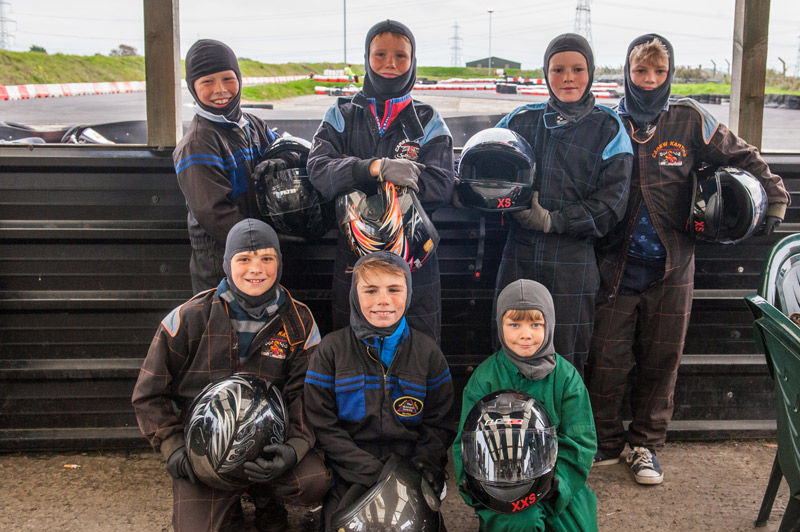 kids events at carew karting