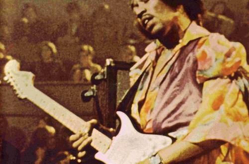 Algunos de los mejores guitarristas de la historia