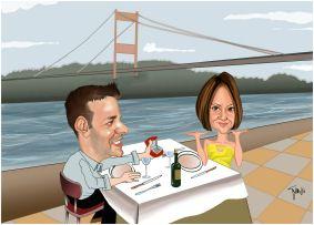 wedding proposal - as it happened.