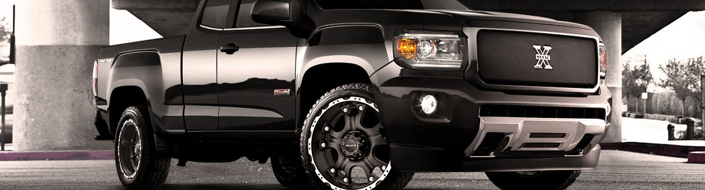GMC Canyon Accessories   Parts   CARiD com GMC Canyon Accessories   Parts