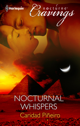 NOCTURNAL WHISPERS erotic paranormal romance novella from Nocturne Cravings