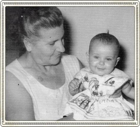 Caridad and her grandma