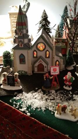 Caridad's Christmas VIllage
