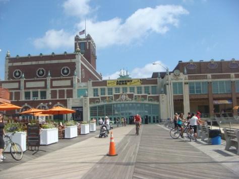 Asbury Park Boardwalk & Convention Center