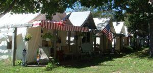 Tents Ocean Grove