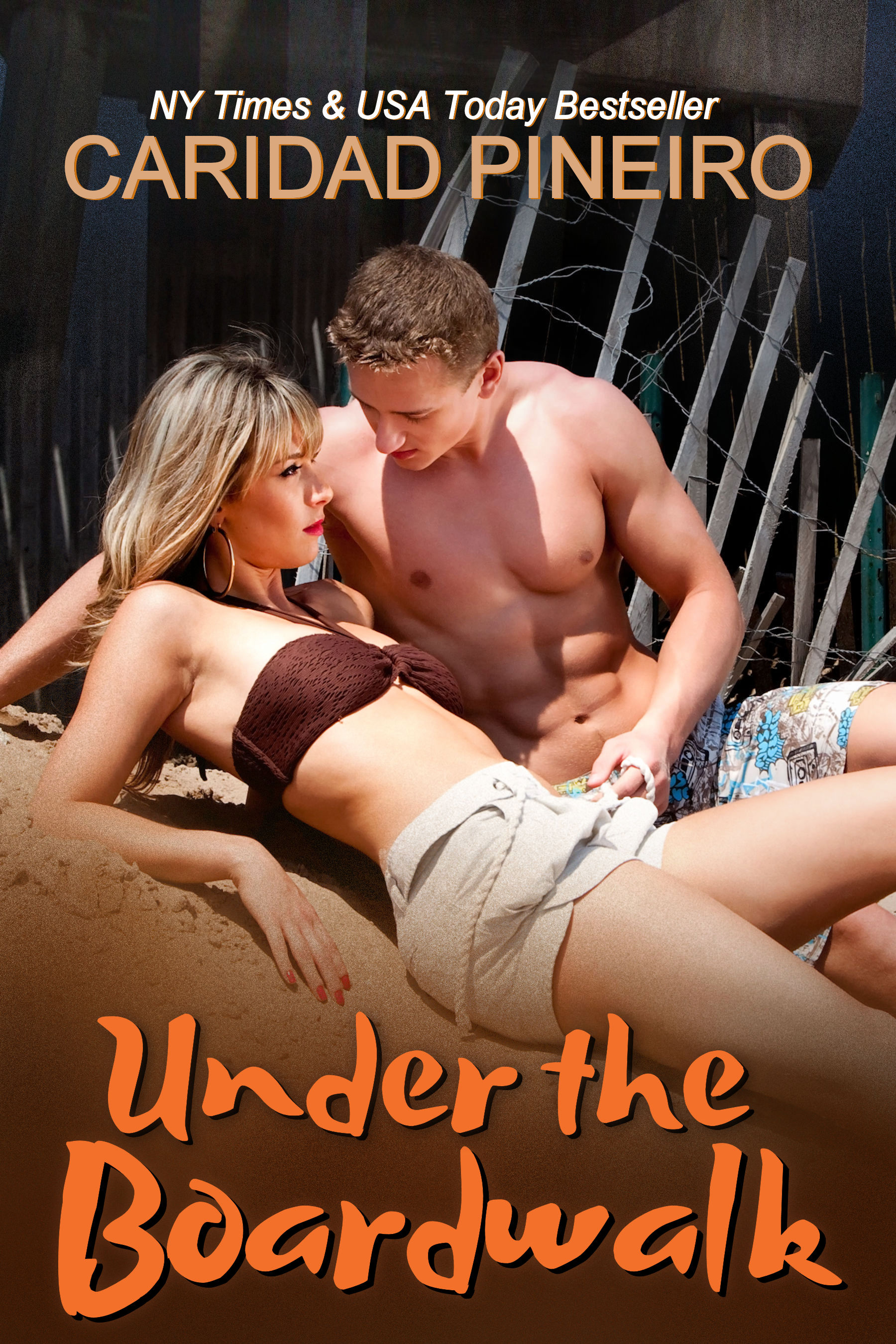 Under the Boardwalk Contemporary Romance