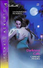 DARKNESS CALLS Vampire Novel