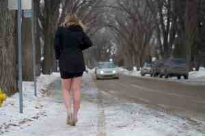 Prostitution laws are divisive in Canada.