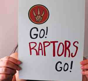 The Raptors are back!