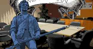 Our bold Minuteman braves boredom to bring you an URSU update