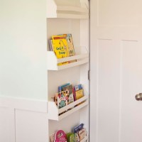diy wall bookshelves
