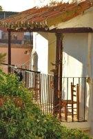 Balcón en Aniñón