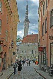 Ayuntamiento de Tallín - Raekoja Plats