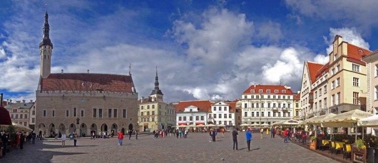 Plaza del Ayuntamiento (Raekoja Plats)