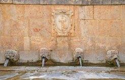 Albalate - Fuente: Detalle Escudo
