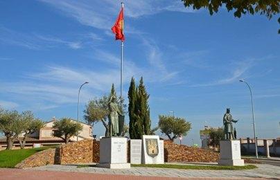Monumento Fundadores de Castilla
