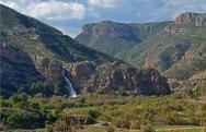 Cascada y Valle del Turia