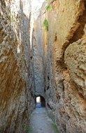 Acueducto Romano - Roca tallada