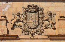 Escudo de la antigua Cárcel