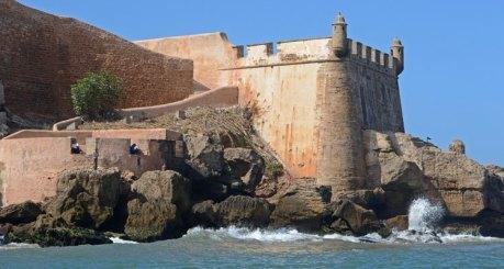 Kasbah de los Udayas. Torre de los Corsarios