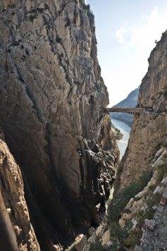 Puente y acueducto sobre el Guadalhorce