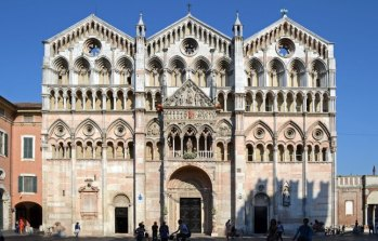 Catedral. Fachada