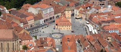 Brasov. Plaza de Consejo