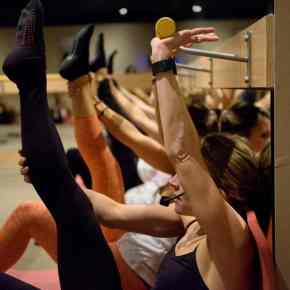 Try It Tuesday: Pure Barre Toronto