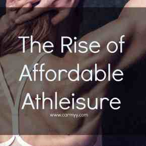 The Rise of Affordable Athleisure