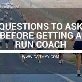 Questions To Ask Before Getting a Run Coach