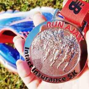 RACE REPORT: RunAjax 5K, Sept 25