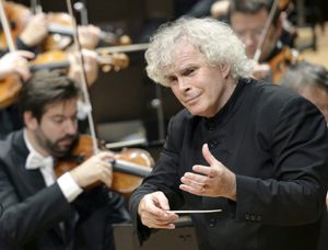 Sir Simon Rattle, Perspectives Artist