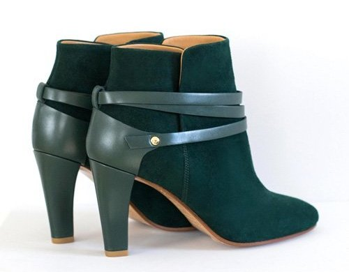 Bottines automne 2015 - Sézane