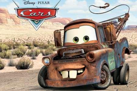 mater pixar cars wallpaper