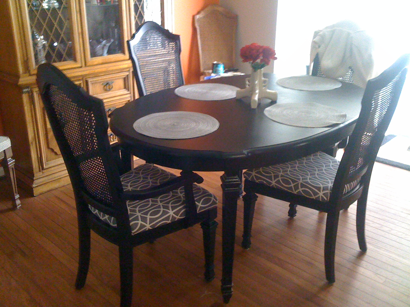 diy refinishing a dining room table refinishing kitchen table in
