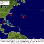Tropical Depression Eight roundup