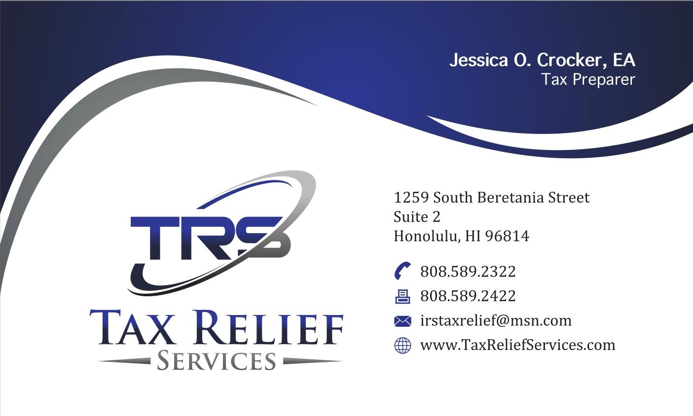 Tax Relief Services   CAROLINA PACHON