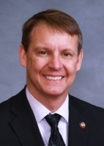 Rep. Mike Hager, R-Rutherfordton