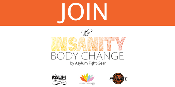 The Asylum Body Challenge by The Fightershub