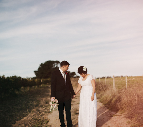 Cape Town Vineyard Wedding at Altydlig