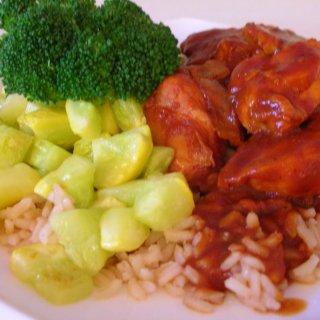 Bachelor's BBQ Chicken