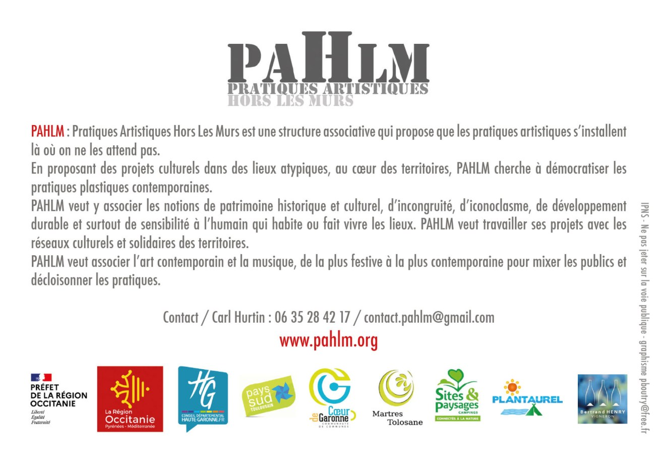 Programme expositions PAHLM 2020-6