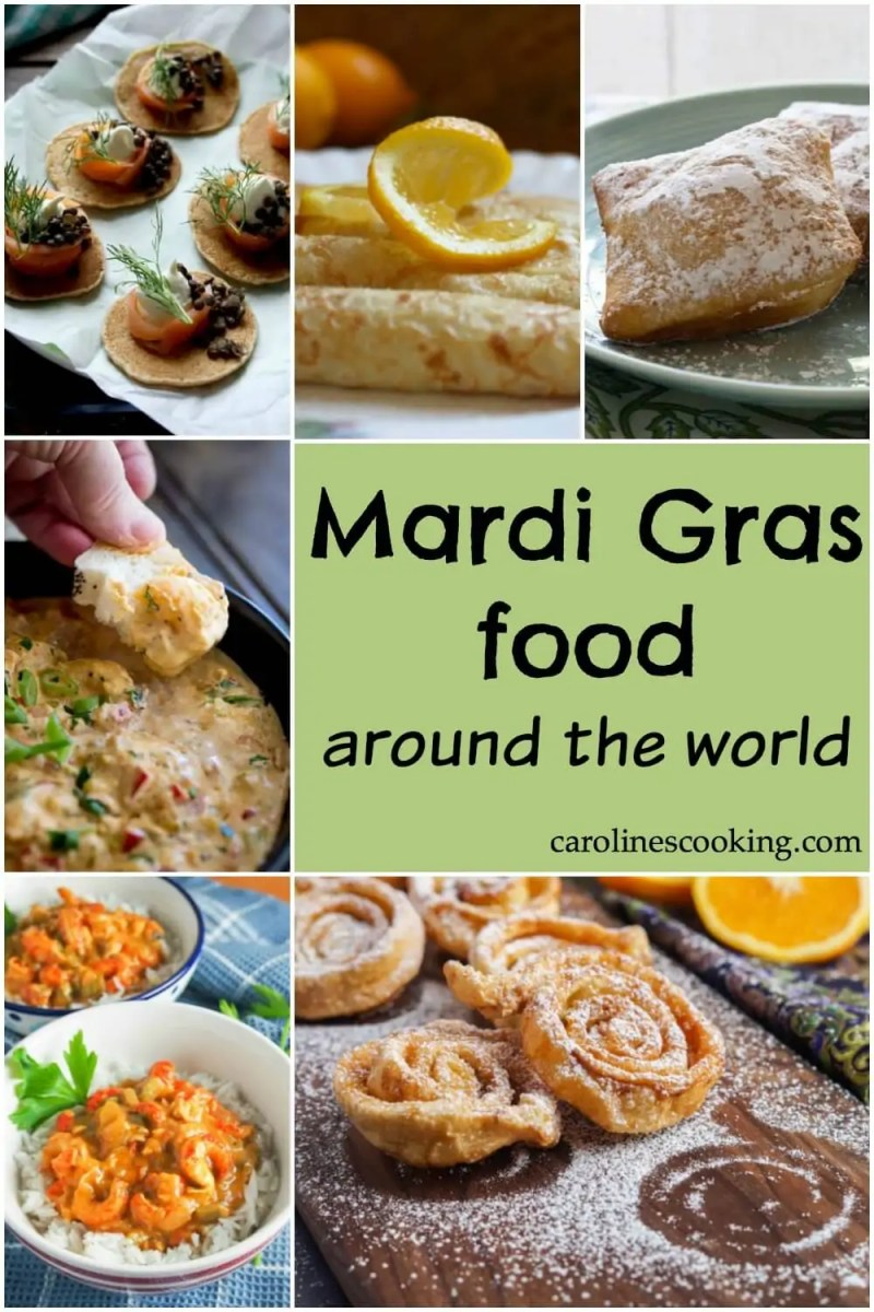 Large Of Mardi Gras Appetizers
