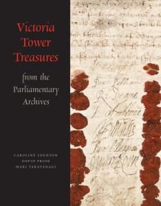 Victoria Tower Treasures cover