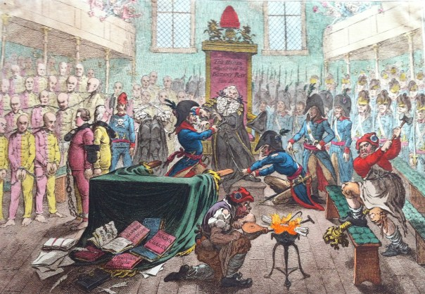 Commons Gillray