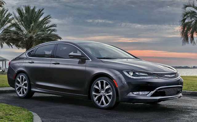 2016 Chrysler 200 Design, Engine And Price