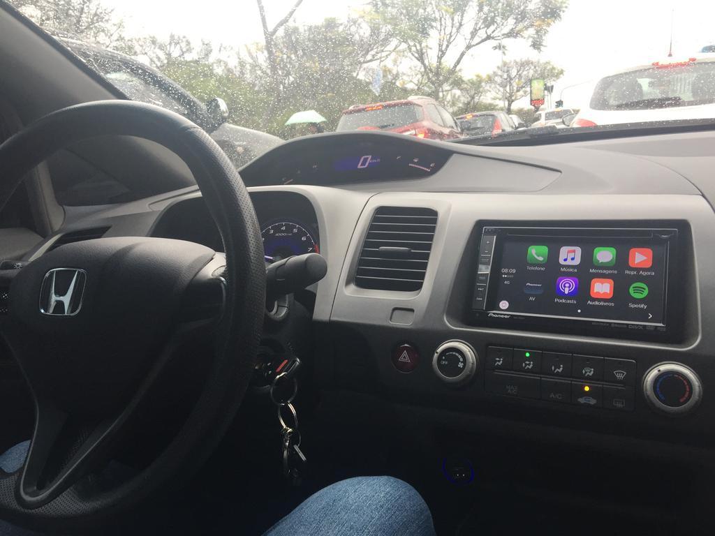 Carplay honda civic for Honda apple play