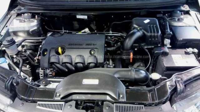 Naza Kia Forte 1.6 SX Engine