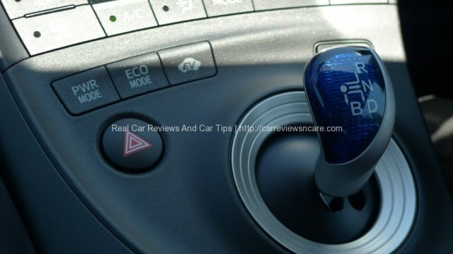 Toyota Prius Electronic Shift Lever